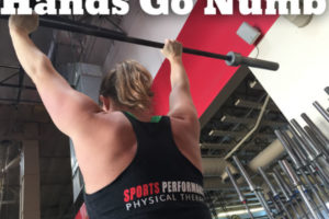 Did 16.1 Make Your Hands Go Numb?