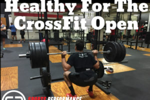 5 Tips To Stay Healthy For The CrossFit Open