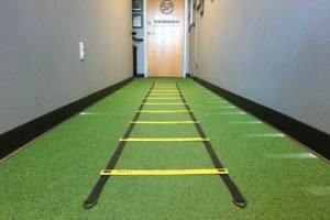 Using Ladder Drills To Build More Than Speed And Agility