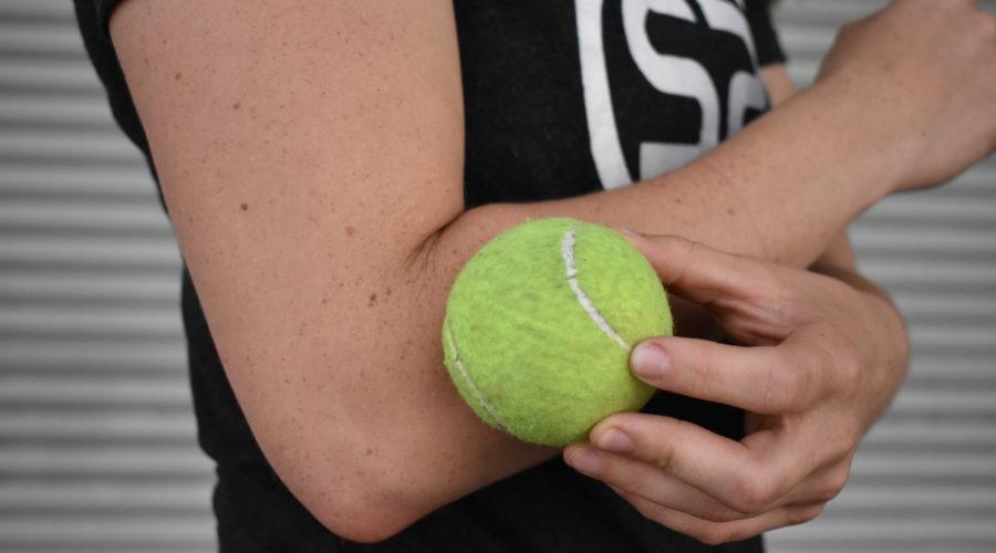 Tips To Ease Tennis Elbow