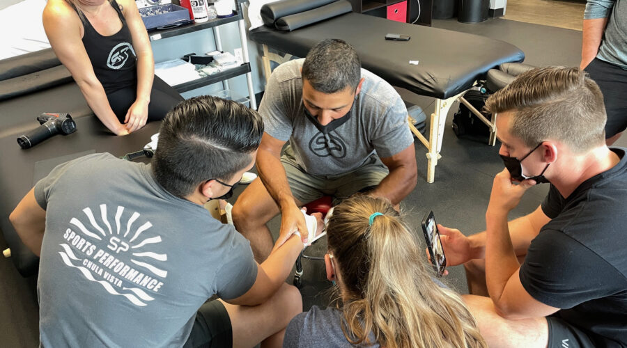 What is Physical Therapy at Sports Performance?
